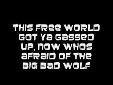 B-rabbit Vs Papa Doc (with Lyrics) video
