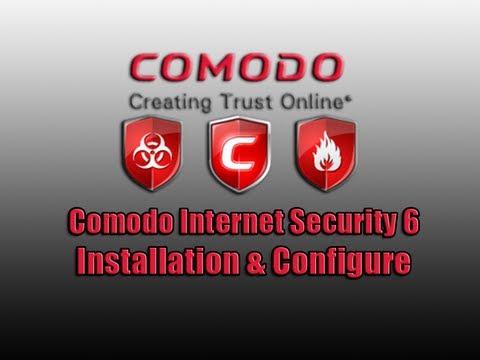 Comodo Internet Security 6 Installation & Configure by Britec