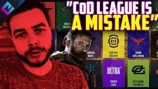 Nadeshot Explains Why CoD League is a Mistake