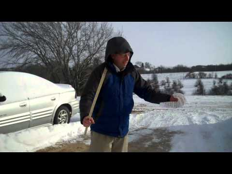 Meteorologist Zeke reports on extreme weather events 1/27/2013-1/30/2013