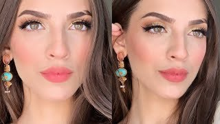 EID MAKEUP TUTORIAL / DAYTIME LOOK | MAROOSHA'S MAKEUP