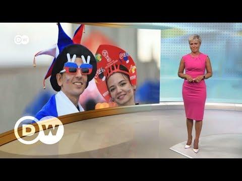 ЧМ по футболу в РФ: что о первенстве думают немецкие болельщики (11.06.2018)