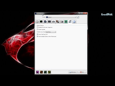 DXtory mit Lagarith Lossless Codec Tutorial[FullHD/German] KrassEffekt
