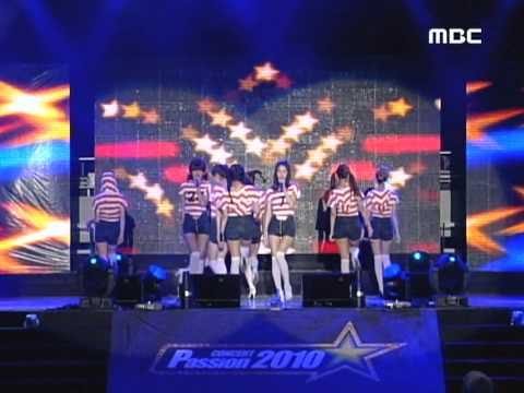 Genie SSS Oh! & Gee  Daejeon white day big concert Mar 21 2010...
