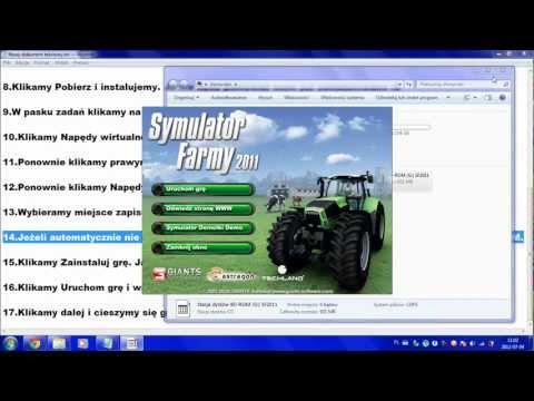 Poradnik Jak Pobrać I Zainstalować Symulator-Farmy 2011