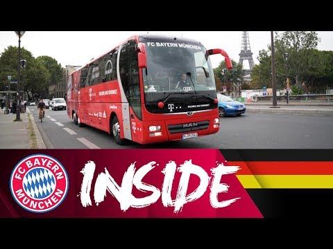 So sieht's im FC Bayern Mannschaftsbus aus! 🚌 - Teil 1   Inside FC Bayern