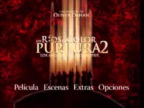 Authoring DVD, Rios de Color Purpura 2