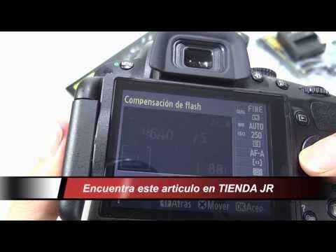 Unboxing Review Camara Digital Profesional Reflex Nikon D5100 + Lente 18-55m