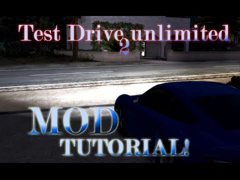 Test Drive Unlimited 2 Money Mods | How To Mod Money in Test Drive