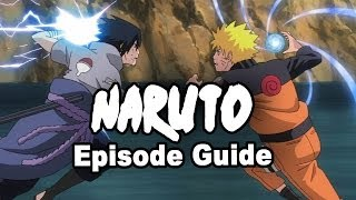 Naruto: The Episodes to Skip to Get Back on Track - Geek World Radio 75