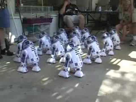 R2 Chorus Line