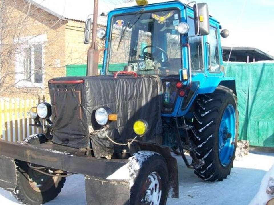 Трактора мтз 82 тюнинг своими руками