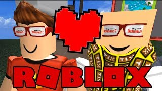 COUPLE GOALS !! | Roblox Obby Squads ft. Luka