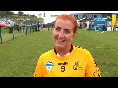 Renault GAA World Games - Middle East Camogie
