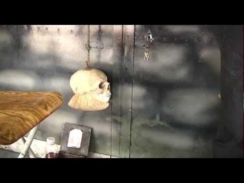 spookhuis Terror Roels onride.kermis Nieuwegein 2012