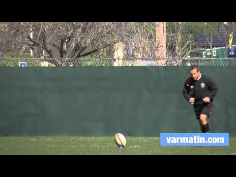 VIDEO. RCT: Jonny Wilkinson travaille avec son coach Dave Al
