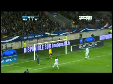 France vs Estonia 4-0 All Goals & Highlights - International Friendly Match 05-06-2012 �ر�سا تتغ�ب ع�� است���ا 4-0 �� �باراة �د�ة ض�� تحض�رات ا���تخ...
