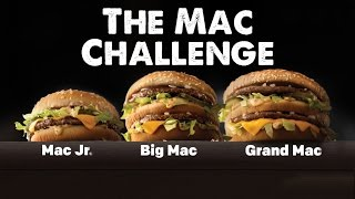 Grand Mac Challenge/Review