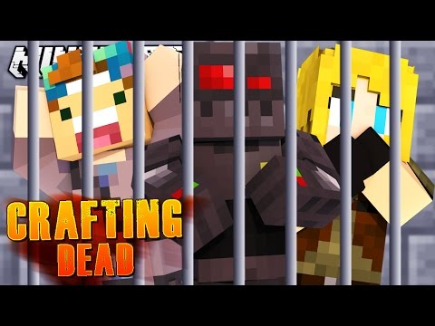 ESCAPE ROOM CHALLENGE! | Minecraft Crafting Dead