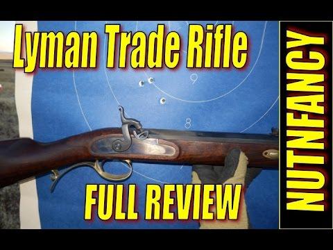 Lyman Trade Rifle: Original .50 Cal! {FULL REVIEW]