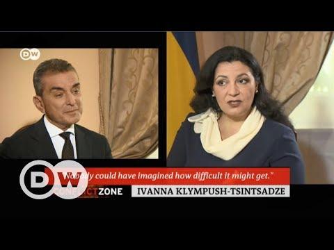 Жесткое интервью с вице-премьером Украины - Conflict Zone