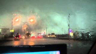 Lawton, OK Street Flooding - 4-29-2016