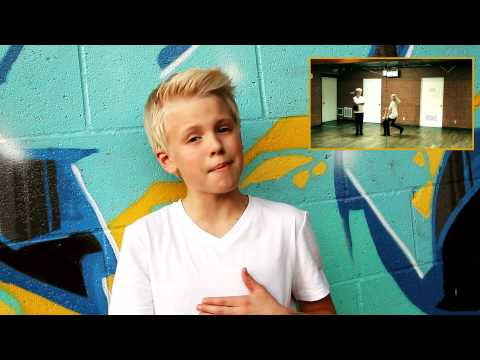 Chris Brown - Love More Ft. Nicki Minaj (dance More) Carson Lueders Ft. Jordyn Jones video