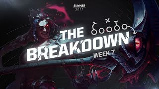 The Breakdown with Zirene: The Power of Kayn (NA LCS Summer Week 7)