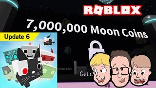 """PET SIMULATOR UPDATE 6 New Update """"TECH AREA"""" Codes? Gameplay   Family Friendly Roblox Live 2018"""