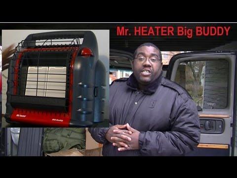 MR. HEATER: Emergency Heat During SHTF