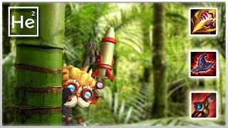 Heisendong - SICK (literally the flu) Heimerdinger Jungle [Full Game]!
