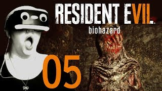 MEETING THE MOLDED! - Resident Evil 7: Biohazard in PSVR! (Part 5)