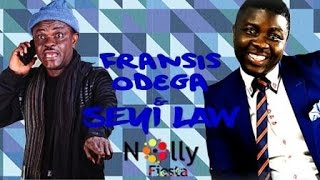 Francis Odega on Seyi law's Fast And Funny