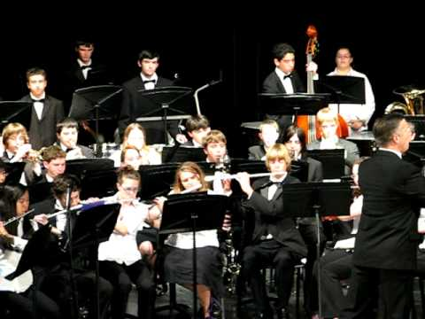 2010-05-20 03 NHSS Spring Concert-Band-First Suite in Eb, I & II.AVI
