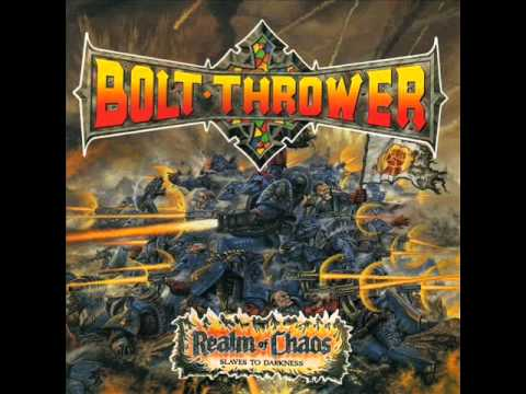 Bolt Thrower - Plague Bearer