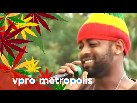 A young rastafarian in Ethiopia Video