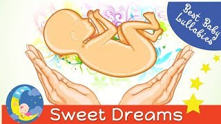 Womb Sounds Lullabies For Babies To Go To Sleep-Lullaby-Baby Song Sleep Music-Baby Sleeping Songs