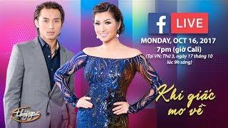 Livestream với Nguyễn Hồng Nhung & Đan Nguyên - giới thiệu DVD Live Show & PBN 124