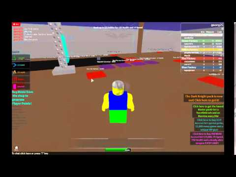 Roblox-Playing 2Player Gun Factory Tycoon
