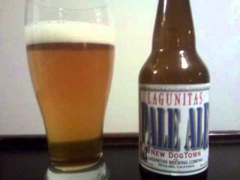 Lagunitas New Dogtown Pale Ale Beer Review
