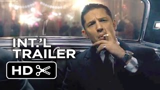 Legend International Teaser TRAILER 1 (2015) - Tom Hardy Movie HD