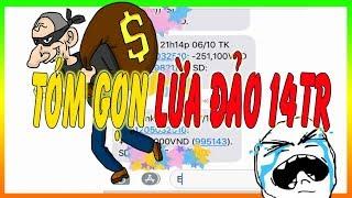 Ngọc Rồng Online - Tóm Gọn Thanh Niên Lừa Đảo Mua Nick Víp 14 Triệu ATM Quá Đắng
