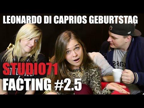 Studio71 Facting #2,5 – Leonardo Dicaprio