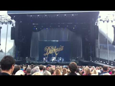 The Darkness - Everybody Have A Good Time - Tallinn Estonia 25.8.2012
