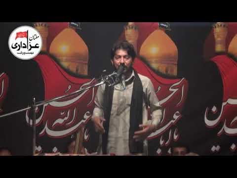 Zakir Maqsood Ul Hassan Majlis 72 Taboot 27 Oct 2017 Shahadat Mola Ghazi Abbas A.S