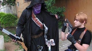 Resident Evil 4: Merchant brasileiro (english subtitles)