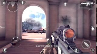 รีวิวเกมModern Combat 4 ลิ้งโหลด