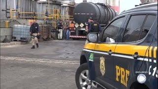 Veja detalhes da investigação que descobriu uma refinaria clandestina de petróleo