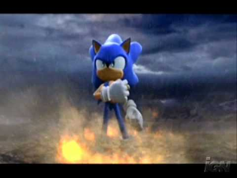 Sonic-Bring me to life the new AMV