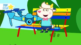 Dolly & Friends New Cartoon For Kids Season 1 Full Compilation #206